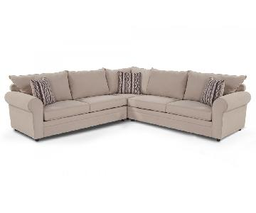 Bob's 3 Piece Large Sectional Sofa