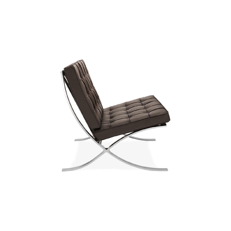 Barcelona Chair Replica AptDeco