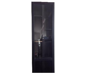Media Storage Tall Cabinet