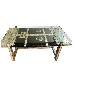 Antique Chinese Wooden Dining Table