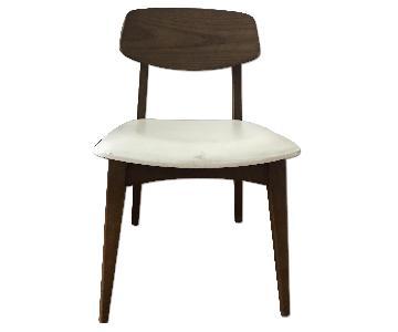 Heywood Wakefield Vintage Mid Century Chairs