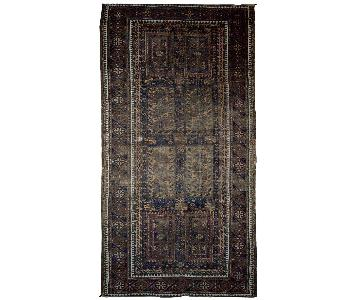 Anrique 1900s Afghan Baluch Rug