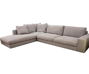 Verzelloni Divani Holden Sectional Sofa