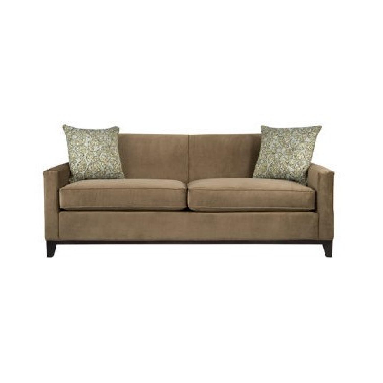 Raymour & Flanigan Martin Sleeper Sofa AptDeco