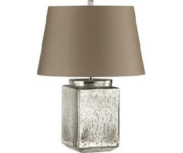 Crate & Barrel Jolie Table Lamp