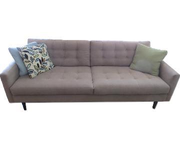 Furniture Envy Petra Tufted Modern Sofa