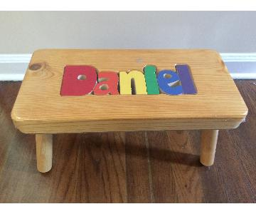 Personalized Stool