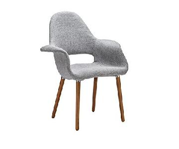 Poly and Bark Organic Arm Chairs