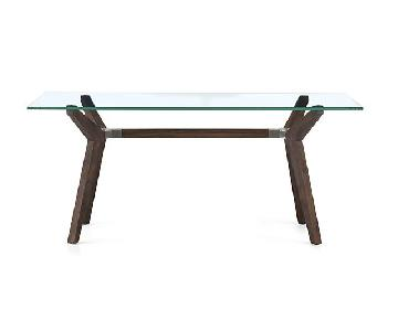 Crate & Barrel Dining Room Table/Work Desk