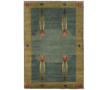 Stickley Mission Wool Area Rug