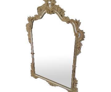 Custom Carved Mirror