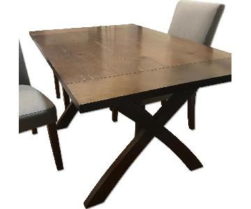 Dorel Home Products Dining Table w/ 4 Chairs
