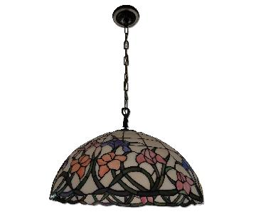 Dale Tiffany Iris Garden Pendant Lamp