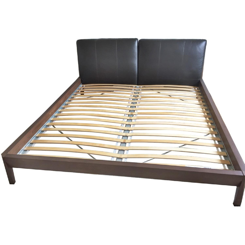 Ikea Stockholm King Size Bed Frame Aptdeco
