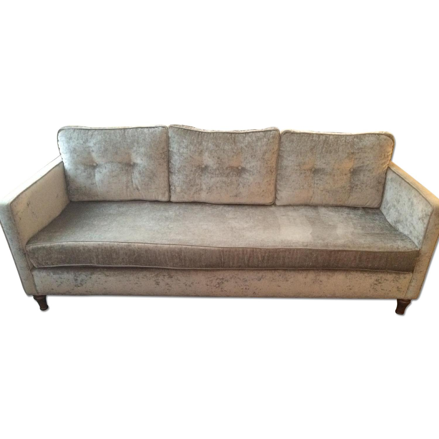 Schwartz Design Metro Pepperberry Sofa