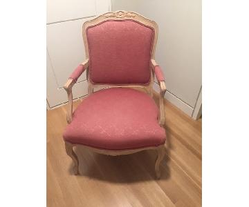 French Provincial Style Armchair