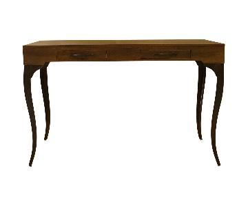 Designe Gallerie Rustic Wooden Console Table