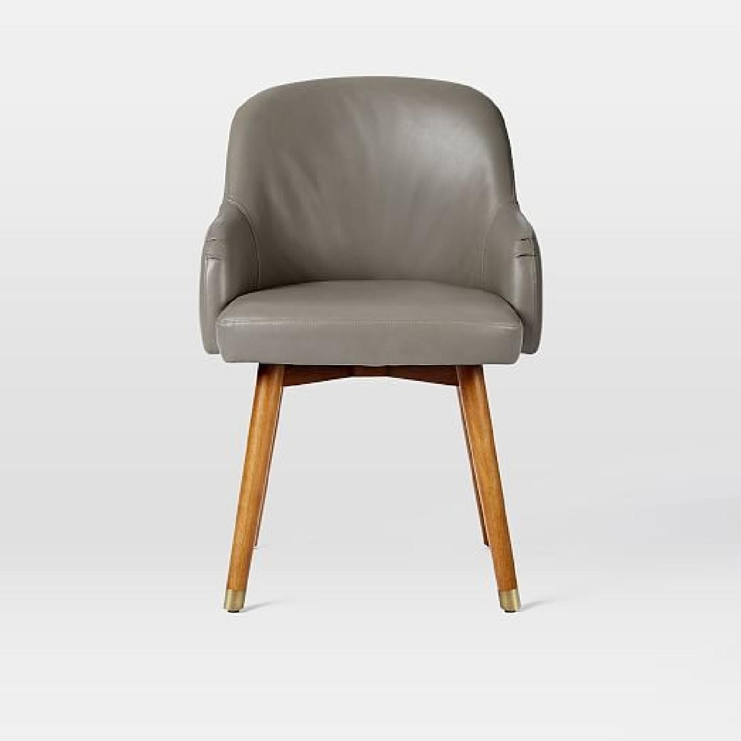 unique leather swivel desk chair best of