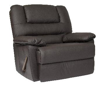 Best Choice Products Padded Leather Recliner