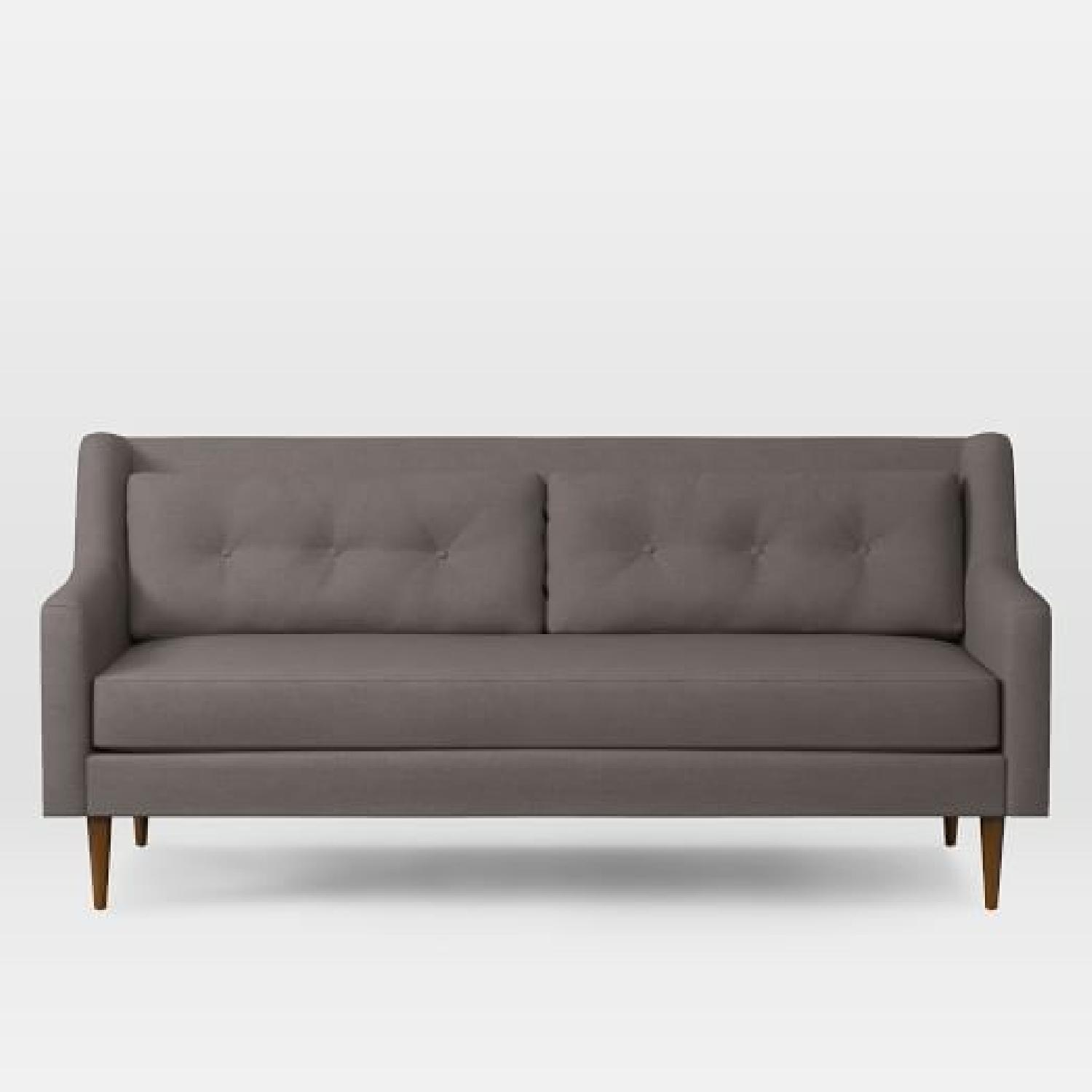 West Elm Crosby Mid Century Sofa ...