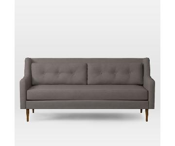 West Elm Crosby Mid-Century Sofa