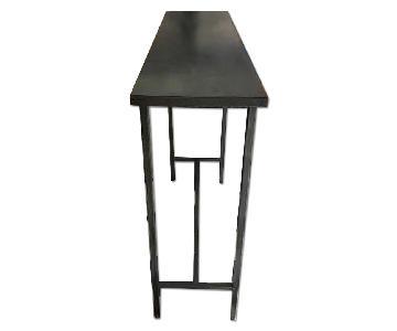 Handmade Steel Bar Tables