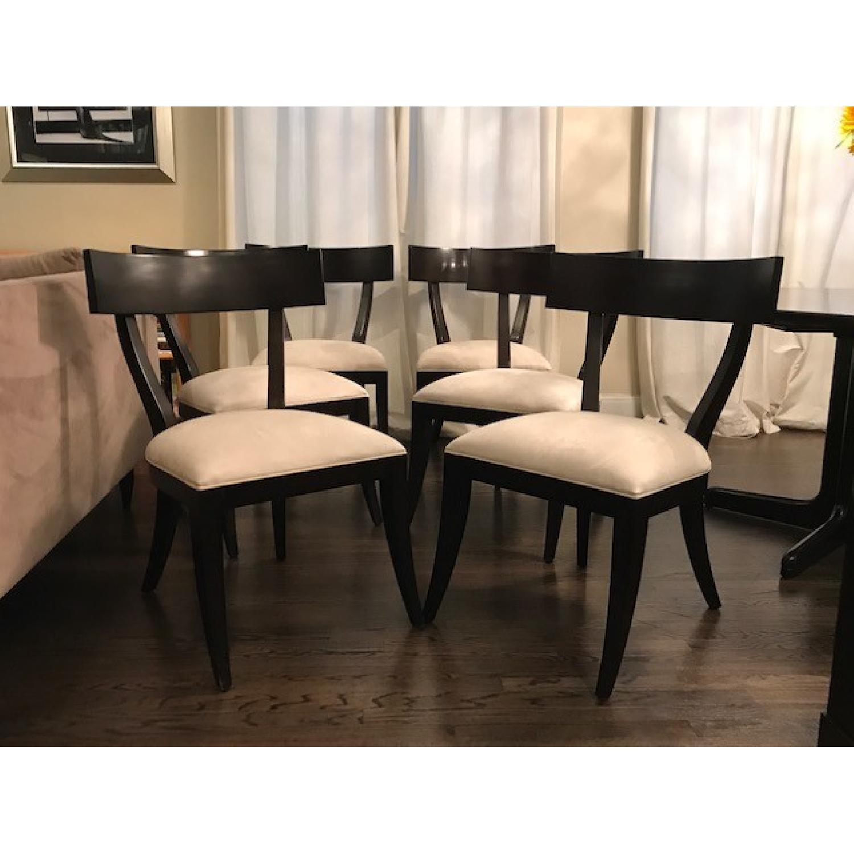 ... Restoration Hardware Gabriel Dining Chairs 5