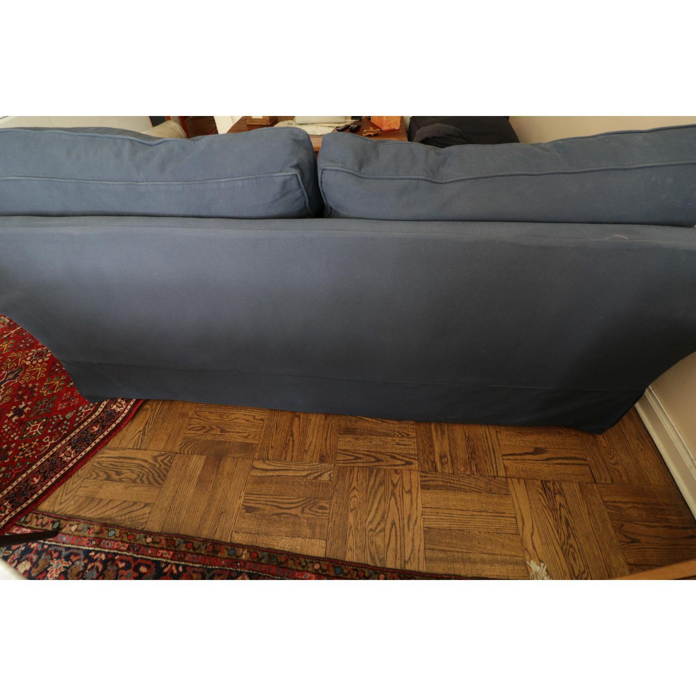 Pottery Barn Comfort Down Blend Slipcovered Sofa-2