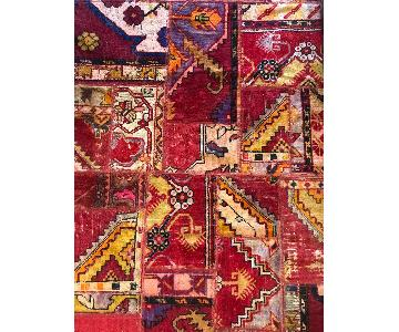 Traditional Wool Handmade Anatolian