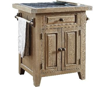 Birch Lane Wolfe Kitchen Island