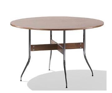 Design Within Reach Herman Miller Nelson Swag Leg Dining Tab