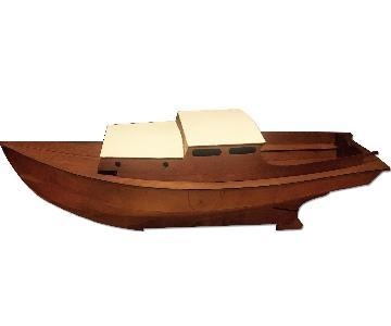 Fibp Craft Model - Dora Kay Auxiliary Day Sailer