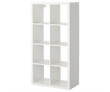 Ikea 8 Cube Storage Shelves