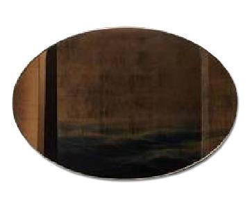 West Elm Reflective Mirror