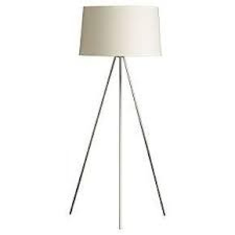 CB2 Tripod Floor Lamp