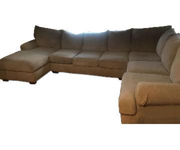 Ikea 3 Piece Chaise Sectional Sofa