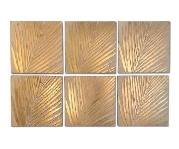 Pier 1 Palm Leaf Wall Art