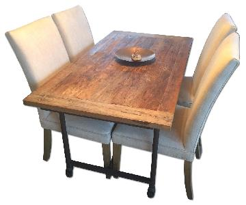 Restoration Hardware Hudson Dining Chairs