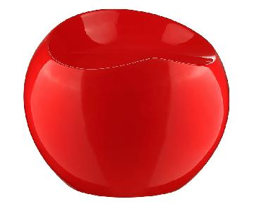 Red Pop Stool