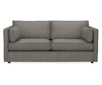 Room & Board Watson Guest Select Sleeper Sofa in Briar Grey