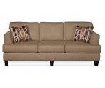 Serta Upholstery Contemporary Sofa