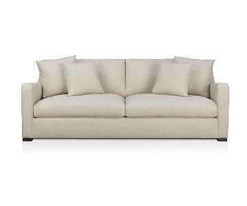 Crate & Barrel Verano Sofa
