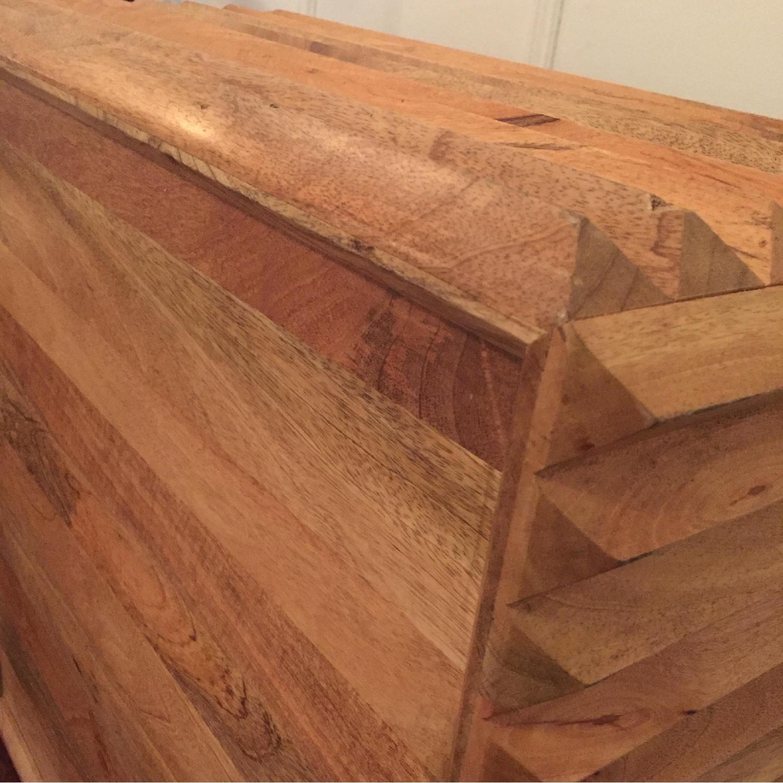 West Elm Steven Alan Carved Wood Coffee Table-1