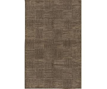 Himalayan Collection Contemporary Hand Woven Area Rug