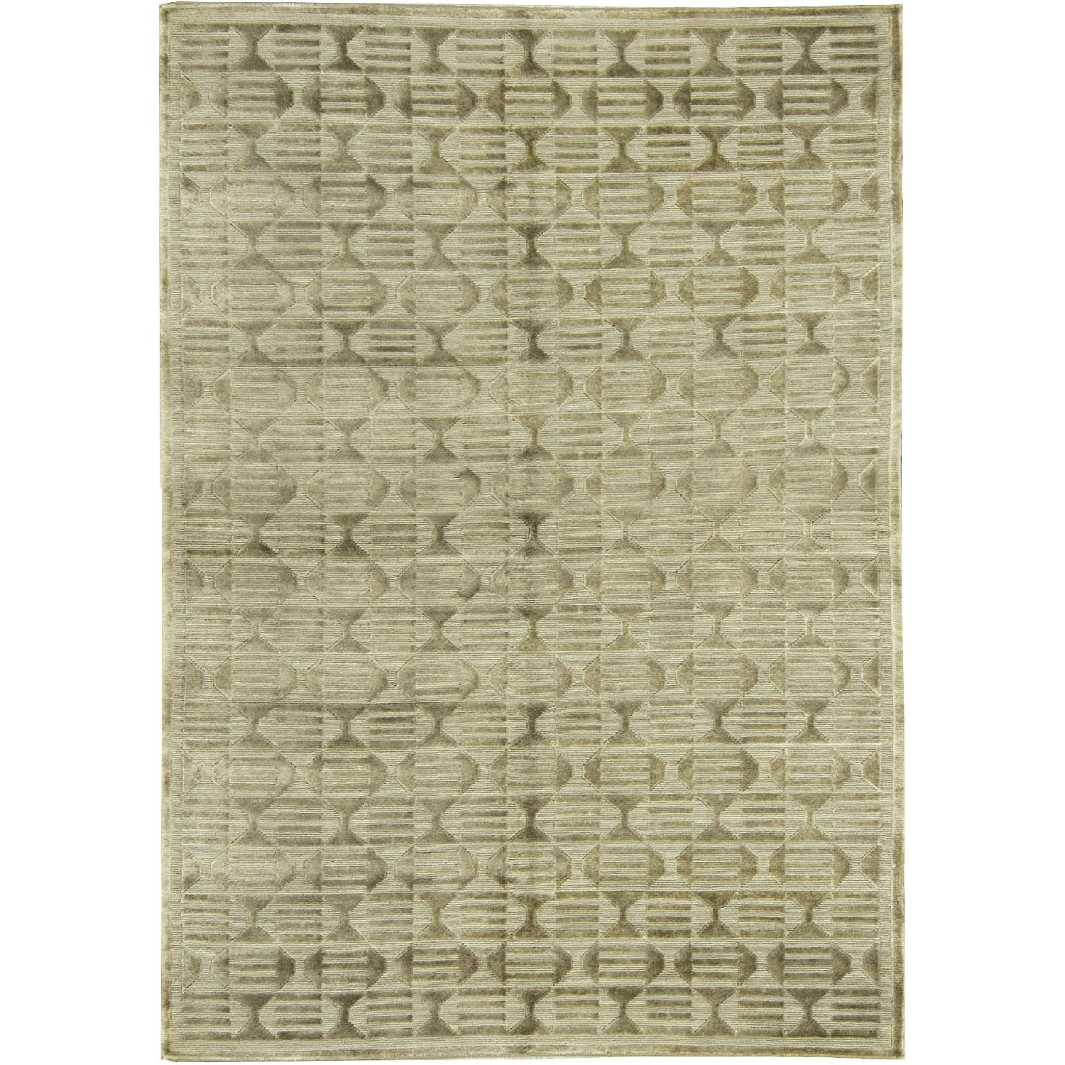 Himalayan Art Contemporary Hand Woven Area Rug