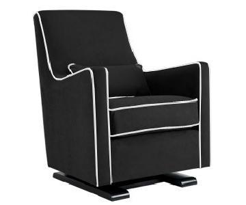 Monte Design Luca Glider w/ Lumbar Pillow