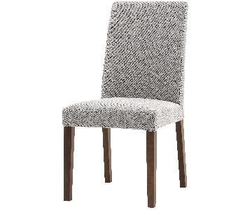 BoConcept Genova Chairs in Dark Gray
