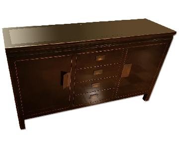 ABC Carpet and Home Modern Asian Buffet/Sideboard