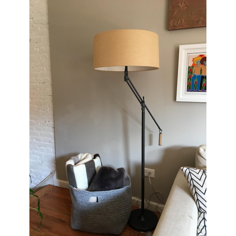Crate & Barrel Autry Floor Lamp-1
