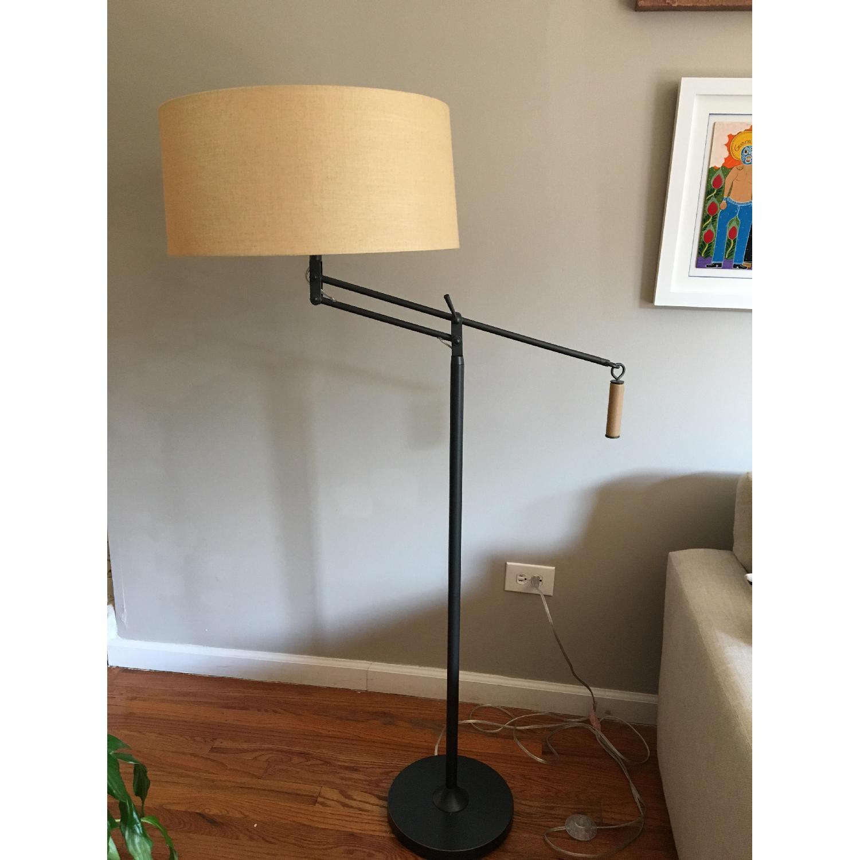 Crate & Barrel Autry Floor Lamp-2